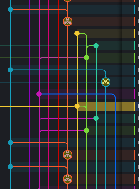 Screenshot of GitKraken